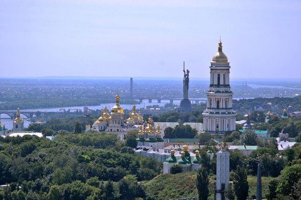 Collines de Kiev