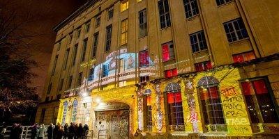 Berlin Berghain nightclub
