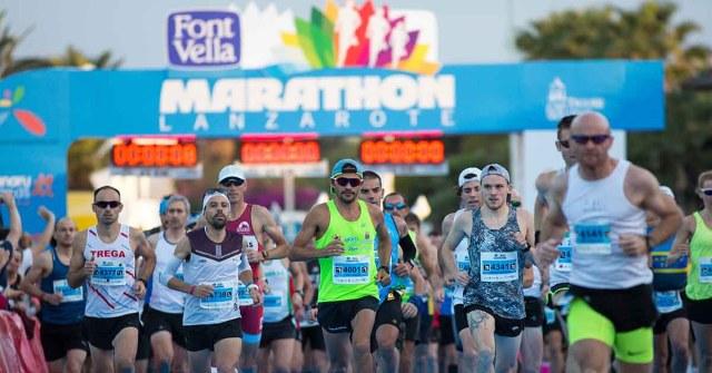 Font Vella Lanzarote International Marathon