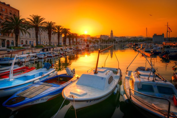Split_Harbour_Croatia