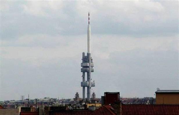 la tour Zizkov