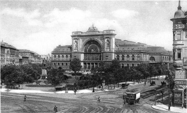 Gare de Keleti