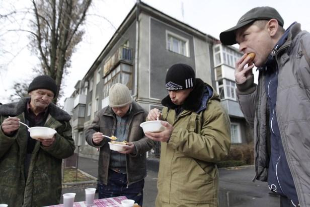 Pauvrete en Russie