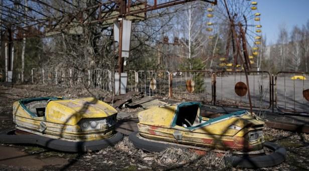 Pripyat était une ville soviétique modèle spécialement construite un peu plus de dix ans avant la tragédie pour abriter les travailleurs de l'usine de Tchernobyl et leurs familles. Il avait une population de 50 000 habitants.
