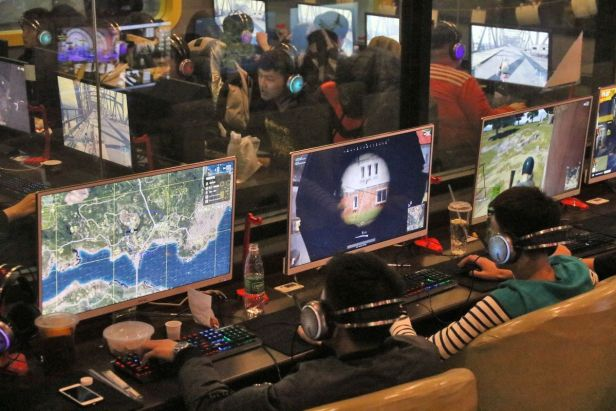 Gaming Chine