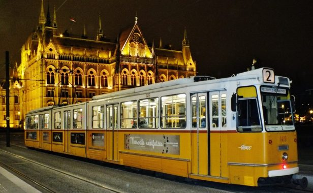 Transport Budapest