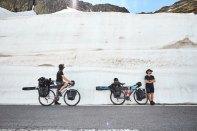 Banff / Eis und Palmen