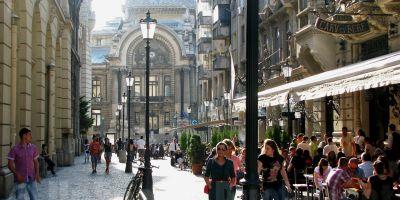 """""""Destination : Bucarest"""" - Que faire à Bucarest cet automne?"""
