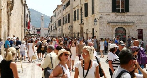 Des centaines de milliers de touristes sont actuellement en Croatie