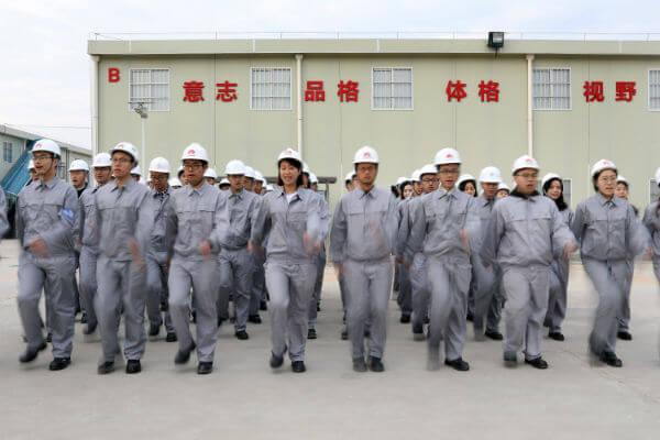 Huawei verse 260 millions d'euros à ses employés