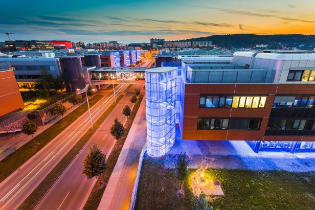 Brno devient l'unique propriétaire du parc technologique