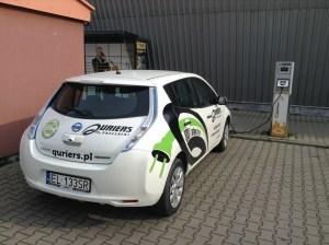 Il a pris la parole lors du Global e-Mobility Forum, une conférence internationale tenue jeudi à Varsovie sur les moyens de promouvoir les transports à zéro émission.