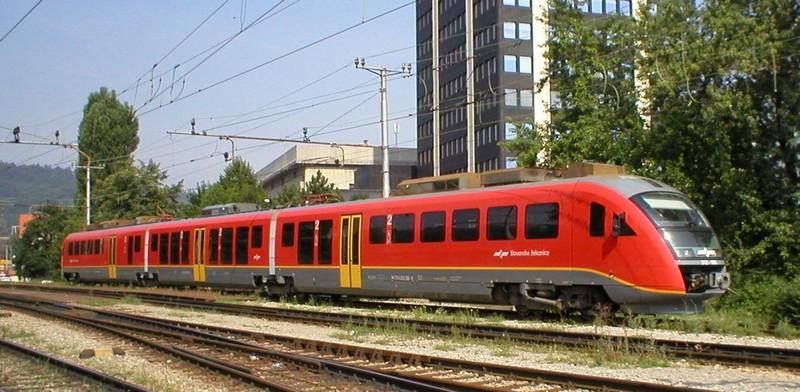 Slovénie Internet sans fil arrive dans (certains) trains slovènes la semaine prochaine