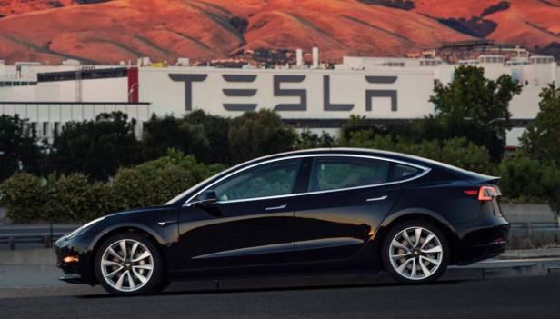 Tesla-Fabrik Brandenburg