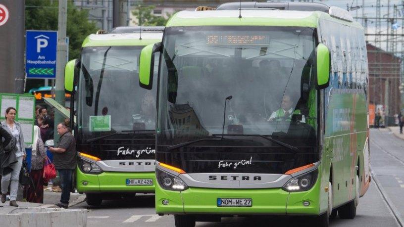 Le paquet climat du gouvernement fédéral Flixbus veut intenter un procès contre la réduction de la TVA sur le trafic ferroviaire
