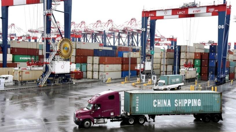 Dans le cadre de l'accord dit de «Phase 1», la Chine a accepté d'augmenter lentement - d'au moins 200 milliards de dollars sur deux ans