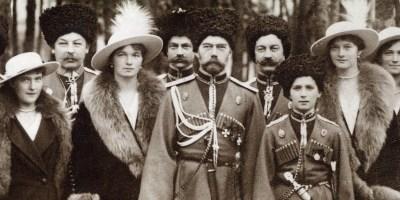 La dynastie Romanov