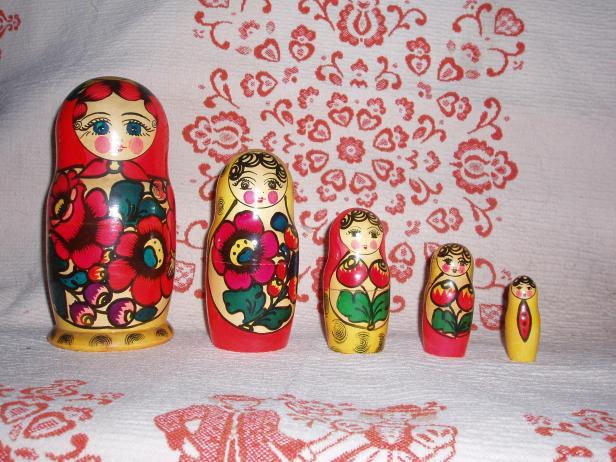 Russian-Matroshka