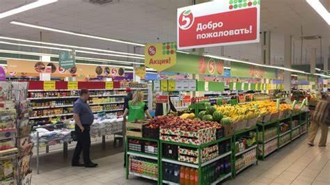 L'une des plus grandes sociétés de vente au détail de Russie - X5 Retail Group, qui possède un certain nombre de chaînes de supermarchés - se tourne elle-même vers la technologie pour conserver son avance.