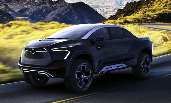 Tesla-pick-up