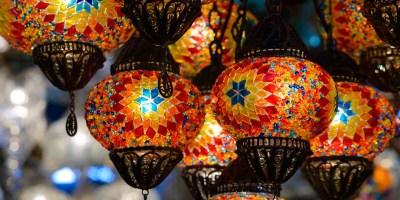 Turquie lampe