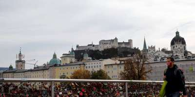 Par crainte du variant, l'Autriche prolonge son confinement
