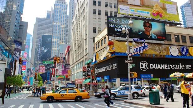 New York est connue dans le monde entier pour ses richesses culturelles.