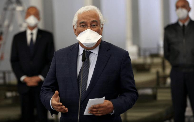 Pandémie au Portugal Maintenant, nous sommes nous-mêmes à l'avant-garde