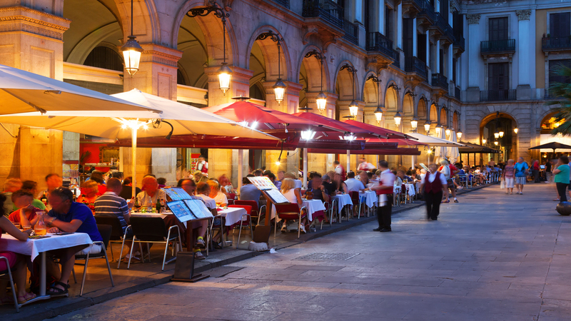 Les restaurateurs espagnols se relancent enfin après le déconfinement