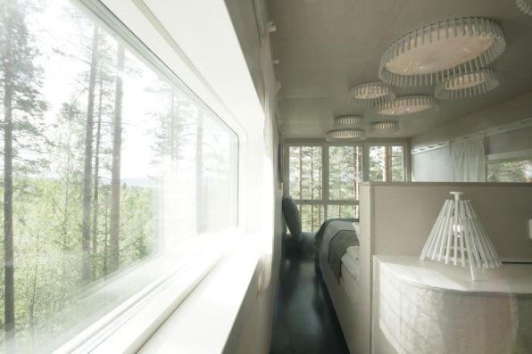 Swedish Treehotel-cabin_interior_3