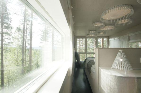 Swedish Treehotel-cabin_interior_3