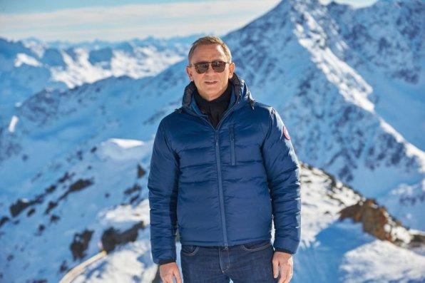 Daniel Craig in Austria. Photo: © 2015 Columbia TriStar Marketing Group, Inc. and MGM Studios, Photo Credit: Alexander Tuma