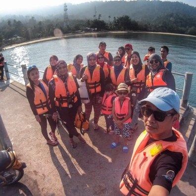 Malaysia Tioman Island