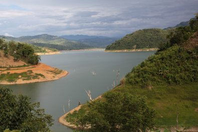 Doyang lake. Photo: Incredibleindia.org