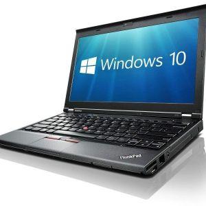 Lenovo Thinkpad x230 12,5″ i5 3210M, 4GB, HDD 500GB, A+