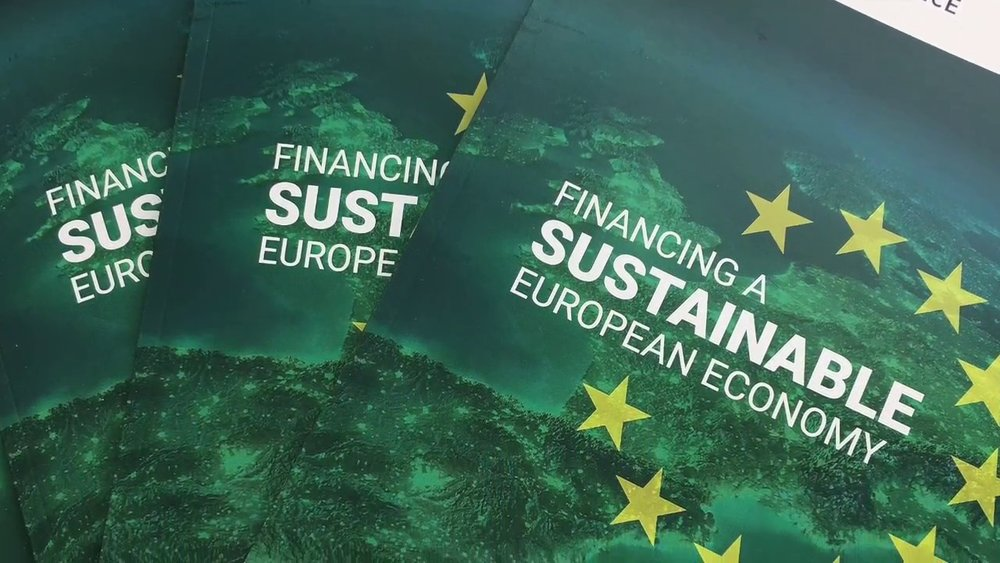 Ecopreneur.eu Member Of Technical Expert Group On Sustainable Finance
