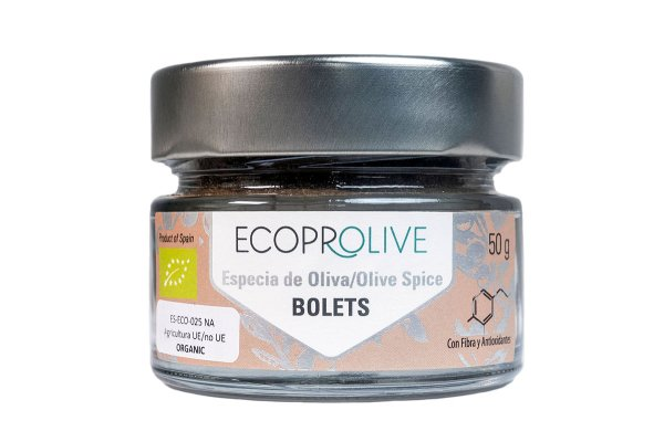 Condimento de Oliva BOLETS Ecoprolive