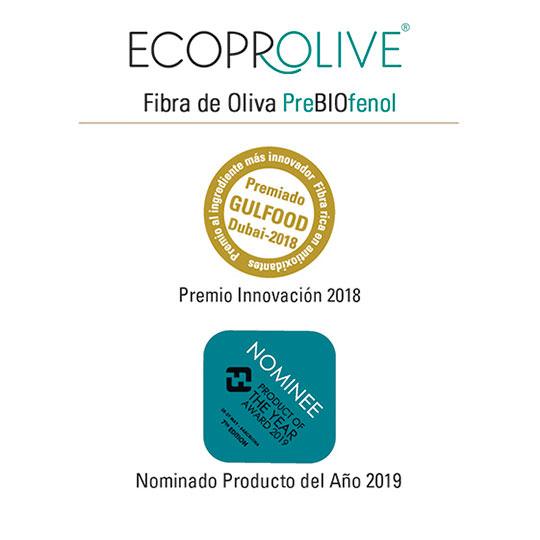 Premio - PREBIOFENOL Fibra Prebiotica Oliva - Ecoprolive