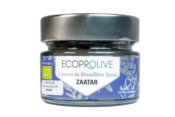 Condimento de Oliva ZAATAR Ecoprolive