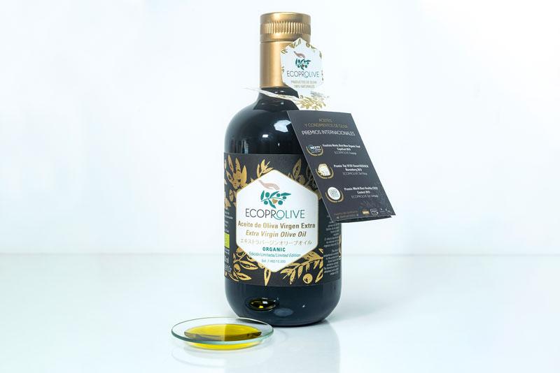 Aceite de oliva virgen extra (aove) - Ecoprolive