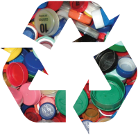 How to can I recycle plastic bottle tops?  The Eco ...