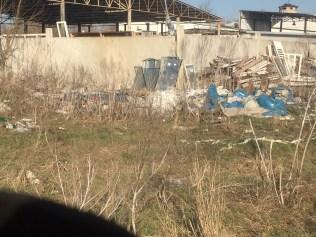 Свадка промышленных отходов предприятия Свiтеп Svitep