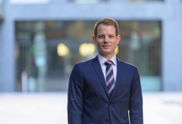 Sebastian Waelti of the Swiss National Bank