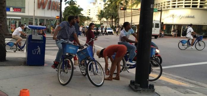 Citibikes Miami