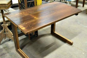 chestnut desk