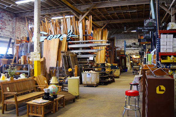 Eco relics architectural salvage discount building for Cheap construction materials