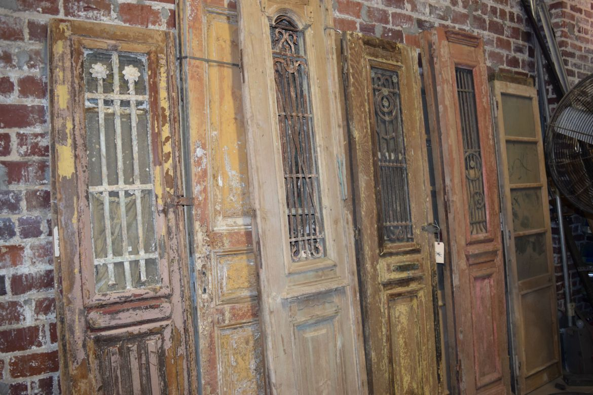 So many styles of Antique Egyptian Doors and Shutters to choose from.