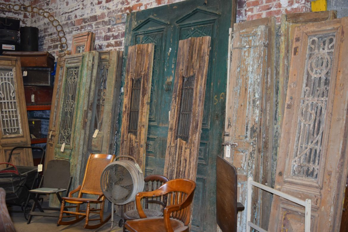 More of our Antique Egyptian Doors and Shutters