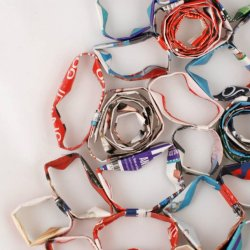 EcoRise Student Projects - Recycled Art Installations