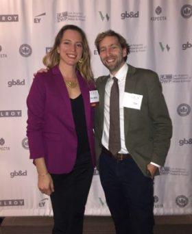 Gina LaMotte Wins WSLA at Greenbuild Chicago